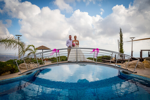Get married in Cyprus Villas