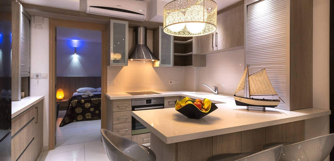 Luxury apartment for rent Limassol