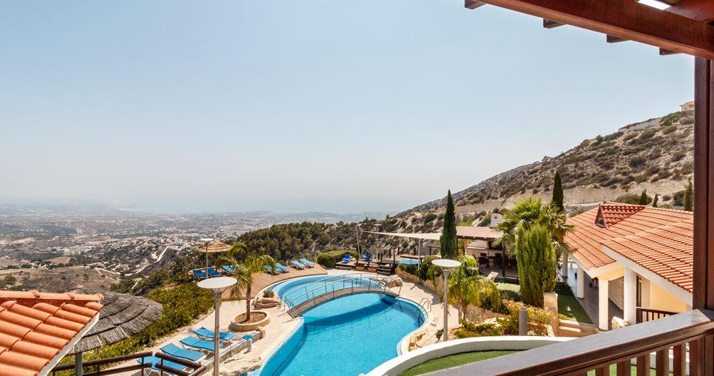 Villa for rent in paphos