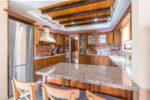 Panorama Holiday Villa Kitchen