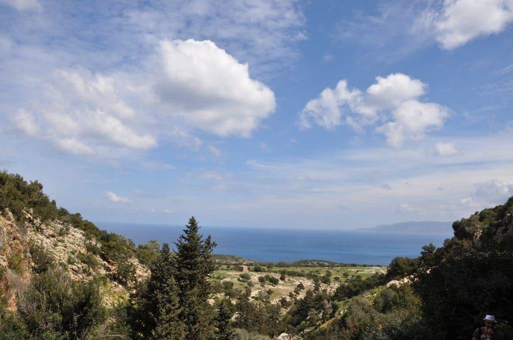 Nature of Akamas Cyprus